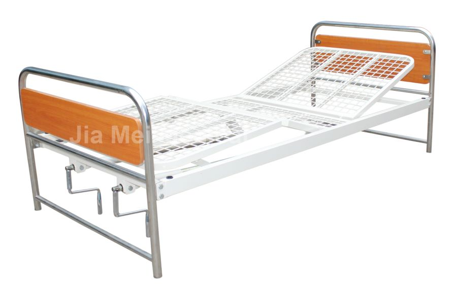 Height Adjustable Crank Bed