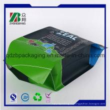 Новые продукты Запечатываемые Quad Запечатанный Pet продовольственной сумке