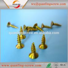 China goods wholesale flat head overlength chipboard screw