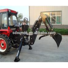 tractor equipment backhoe LW