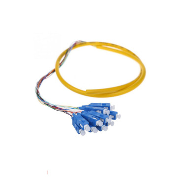 Đầu nối SC SM Fiber Optik Connector