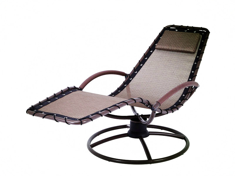 leisure relax spring-seat chair