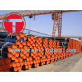 Astm A333 Gr6 STS 316 Seamless Pipe
