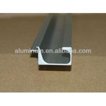 aluminium extrusion profiles/6063-T5 furniture aluminium profile/ kitchen aluminium profiles