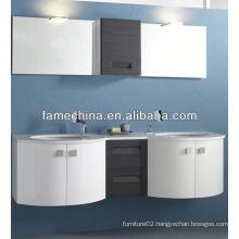 2013 Hot Sell Hangzhou Modern modern wooden doors with glass