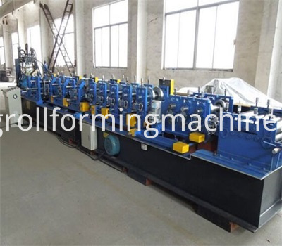 Omega Profile Roll Forming Machine