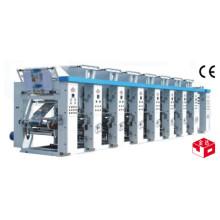 Machine d'impression à haute vitesse à rotogravure (ASY-600-800-1000)
