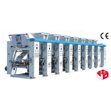 High Speed Rotogravure Printing Machine (ASY-600-800-1000)