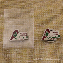 Promotion Souvenir Gifts Magnet Badge with Company Logo
