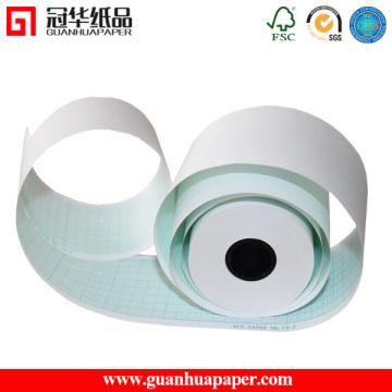 Z- Fold ECG Paper (90mmx90mm, 200 folhas por caixa)