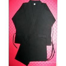 Uniforme negro para Karate