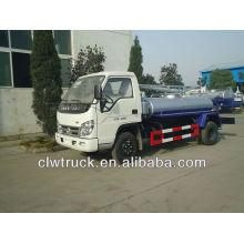 Foton mini camión fecal de succión (3 m3)