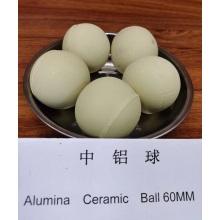 Bola de molienda de alúmina para cerámica en molino de bolas