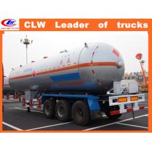 40 Cbm LPG Tanker Semi Trailer for Sale