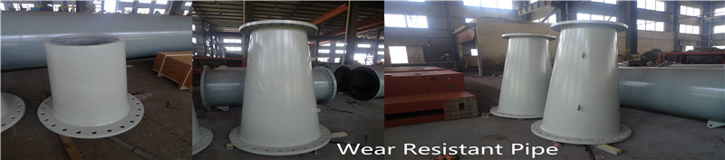 Dredge Wear Resistant Steel Pipes