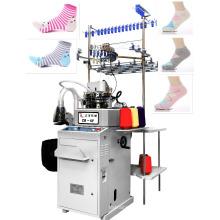 3.5 llano dos máquina de fabricación de calcetines de alimentación