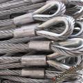 Eslingas de cable de acero galvanizado