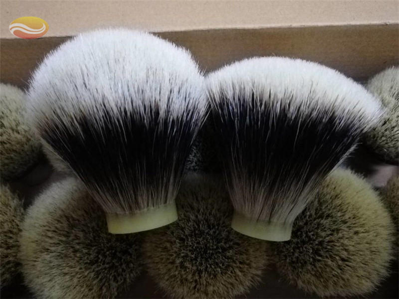 Fan Shape & Bulb Shape Shaving Brush Knot