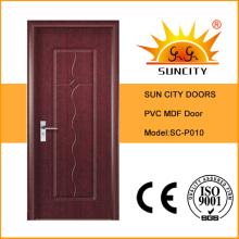 Sun City PVC Doors for Bedroom