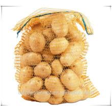 diferente tipo de bolsa de cebolla / bolso de cebolla de malla / bolso de patata bolsa de cebolla /