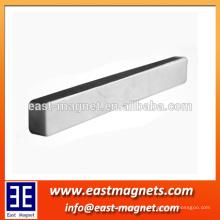 48H bar ndfeb Magnet / Neodym Magnet maßgeschneiderte Fabrik / lange Stick Magnet Bar starken Magnet für die Industrie