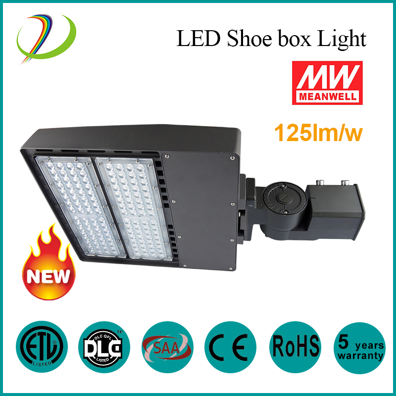 DLC 100W LED Sko boxas Ljus IP65