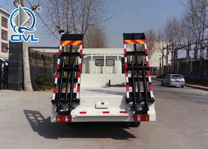 4x2 Light Flatbed Truck 5