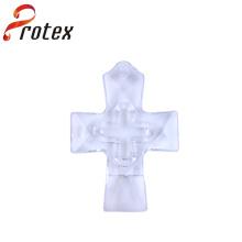 Plastic Small Crosses Wholesale Pattern Pendants Ornaments