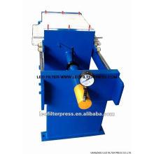 Manuelle hydraulische kleine 500 Kammer-Filterpresse, speziell für Labortest von Leo Filter Press