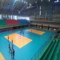 ENLIO PVC Indoor Volleyball Sportboden