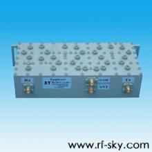 haute conception sma femelle 100w 825-880 MHz vhf RF CDMA Duplexers export