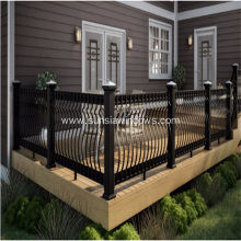 Ornamental Aluminum Fence Panels Privacy Fencing
