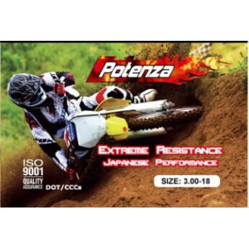 Potenza Motorcycle Inner Tube Brand Hot Sale in Venezuela