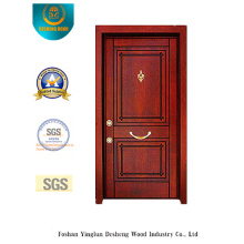 Security Steel Door for Home Without Carving (t-1011)