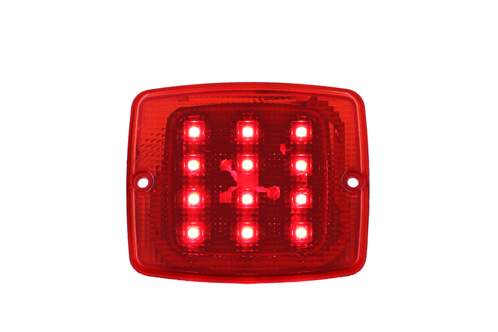 IP67 Waterproof Bus LED Rear Position Mark Light