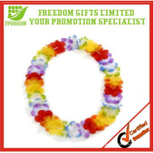 Customized Promotion Hawaii Flower Lei/Flower Necklace/Flower Garland