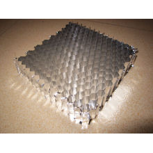 Núcleo de aluminio resistente a la corrosión en nido de abeja