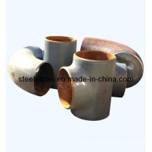 Carbono aço sem costura Wpb a-234 soldar os encaixes de tubulação
