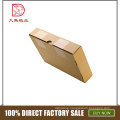 Oem service professional corrugated thick paper flat packing box rectangle