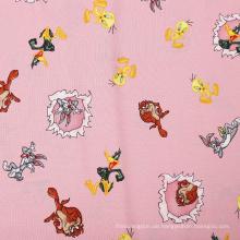 100% Rayon Textil Viskose Druck Popeline Shirt Stoff