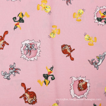 100% rayon textile viscose print poplin shirt fabric
