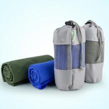 Ультрамягкое быстросохнущее спортивное полотенце из микрофибры (BC-MT1030)