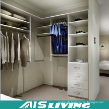 Schlafzimmer-Spaziergang in Venner Finish Kleiderschrank Schrank (AIS-W005)