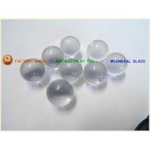 Очистить мяч прозрачное стекло, стеклянный шар, штапика