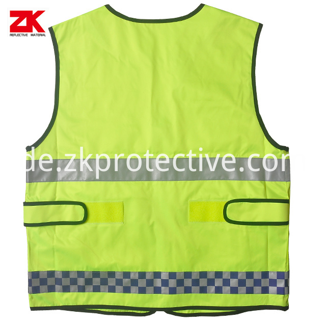 Oxford Fabric Safety Vests