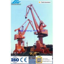 China Famous Brand Offshore Pedestal Crane