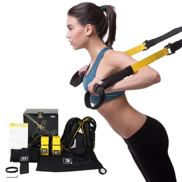 Accueil Workout Suspension Trainer Bandes de résistance de suspension