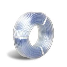 Tuyau extensible en plastique de PVC de tuyau de l'eau de jardin clair 5mm