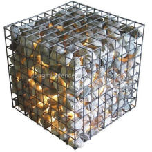 ISO Factory Prices hot dip galvanized Gabion Basket for sale