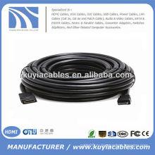 Высококачественный удлинительный кабель HDMI 15 футов M к F 5M